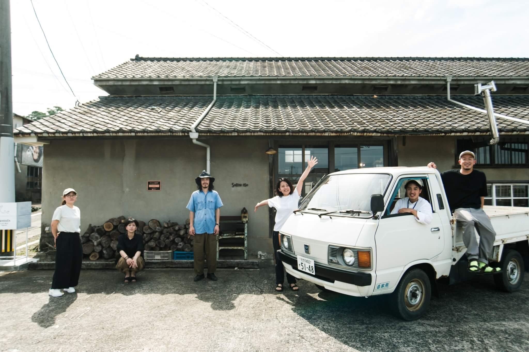 Sorrisorisoが「旧千綿村農協米倉庫」として景観資産に登録して ...