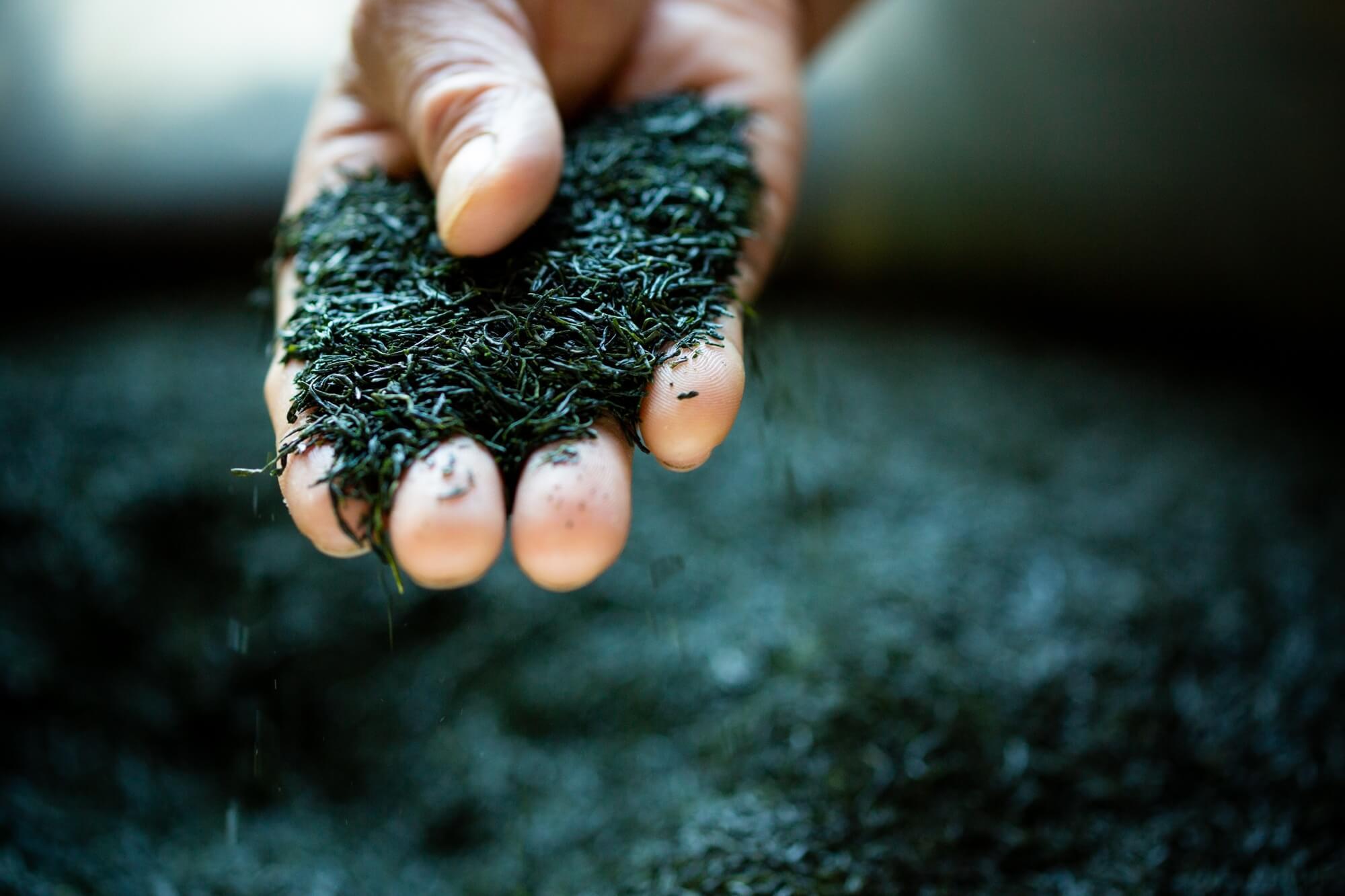 西海園・茶葉のイメージ画像