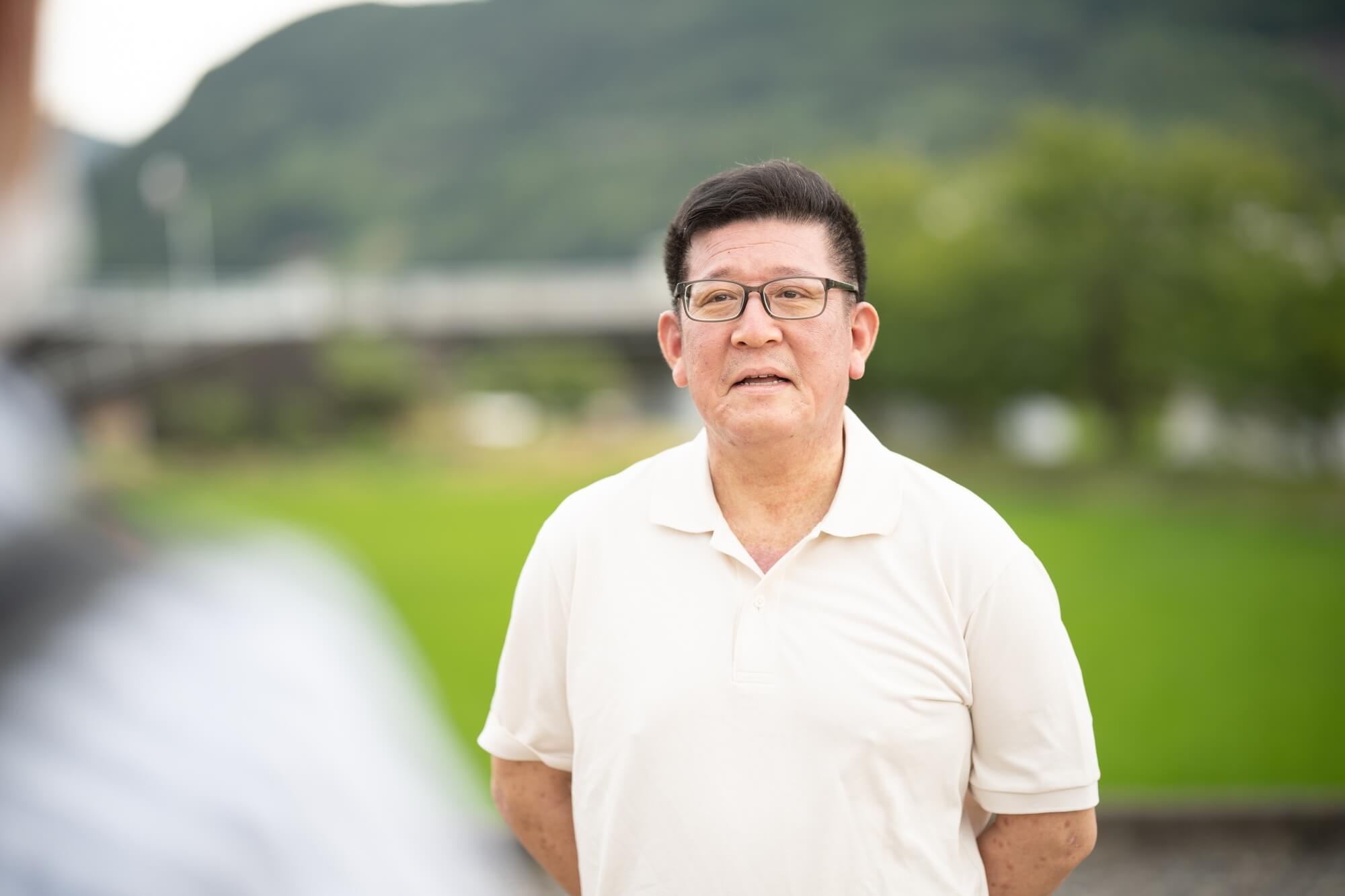 西海園・二瀬浩志さんが話す風景
